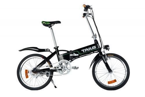 테일지코리아,접이식 전기자전거 출시